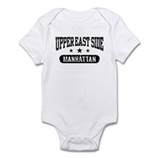 Upper East Side Manhattan Infant Bodysuit