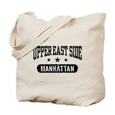 Upper East Side Manhattan Tote Bag