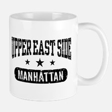 Upper East Side Manhattan Mug