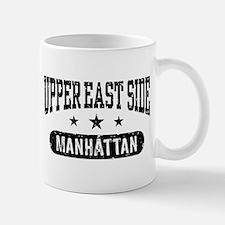 Upper East Side Manhattan Mug