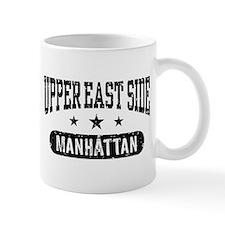 Upper East Side Manhattan Small Mug