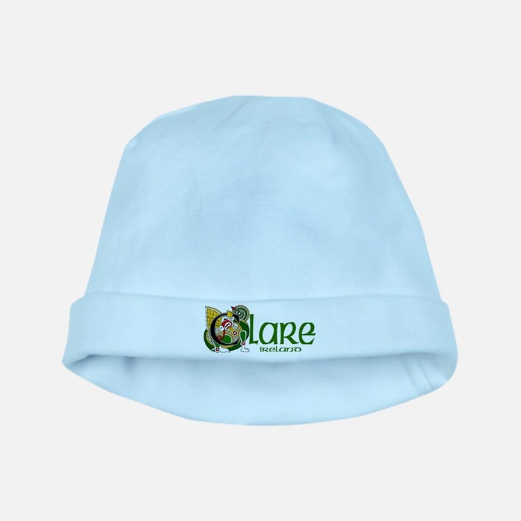 County Clare baby hat
