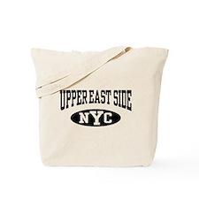 Upper East Side NYC Tote Bag