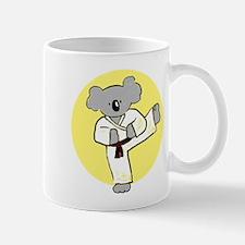 Unique Karate bear Mug