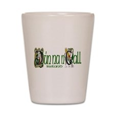 Donegal Dragon (Gaelic) Shot Glass
