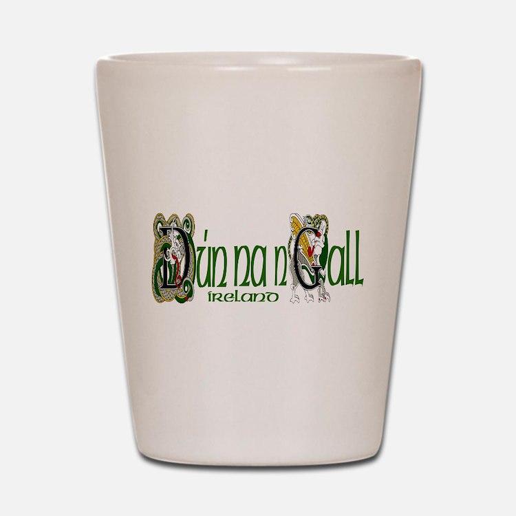 Donegal Dragon (Gaelic) Shot Glass