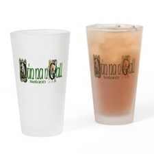 Donegal Dragon (Gaelic) Pint Glass