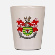Donegal Coat of Arms Shot Glass