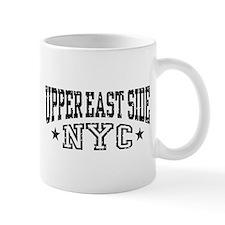 Upper East Side NYC Mug
