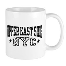 Upper East Side NYC Mug