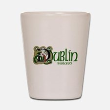 Dublin, Ireland Shot Glass