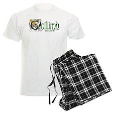 Galway Dragon (Gaelic) pajamas