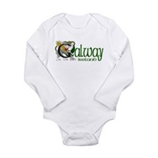 County Galway Long Sleeve Infant Bodysuit