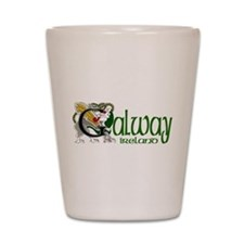 County Galway Shot Glass