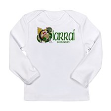 Kerry Dragon (Gaelic) Long Sleeve Infant T-Shirt