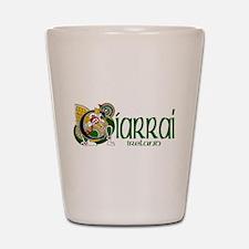 Kerry Dragon (Gaelic) Shot Glass