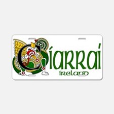 Kerry Dragon (Gaelic) Aluminum License Plate