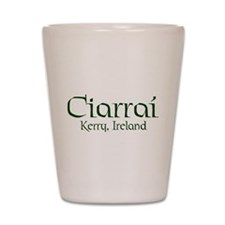 County Kerry (Gaelic) Shot Glass