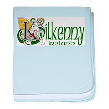 County Kilkenny baby blanket