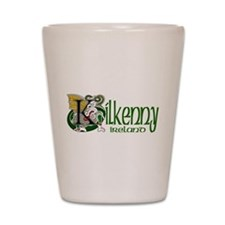 County Kilkenny Shot Glass