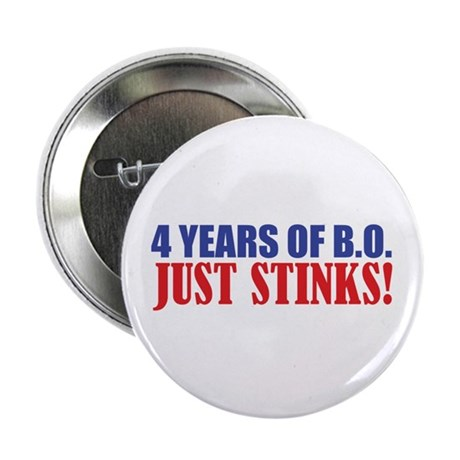"Obama Stinks 2.25"" Button (10 pack)"