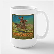Bronco Large Mug
