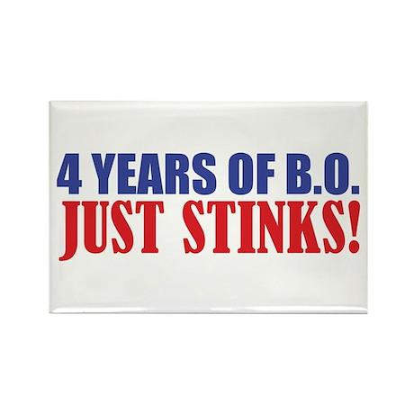 Obama Stinks Rectangle Magnet (10 pack)