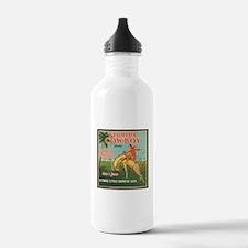 Florida Cowboy Water Bottle