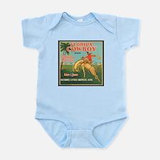 Florida Cowboy Infant Bodysuit