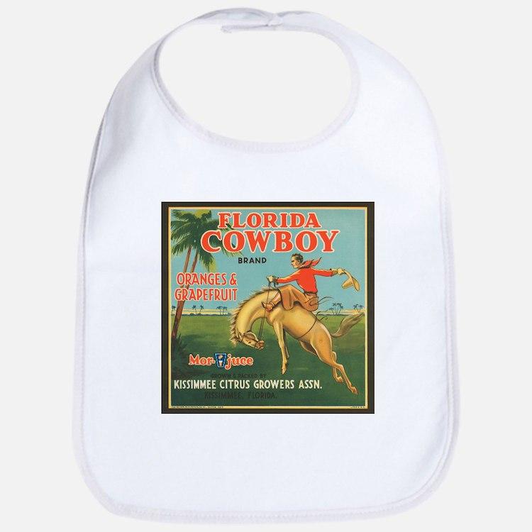 Florida Cowboy Bib