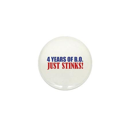 Obama Stinks Mini Button (100 pack)