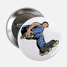"""Rollerbladers rollerblade 2.25"""" Button"""