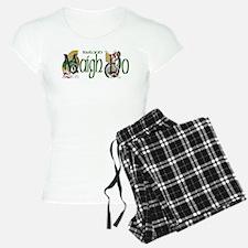 Mayo Dragon (Gaelic) pajamas