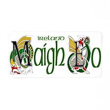 Mayo Dragon (Gaelic) Aluminum License Plate