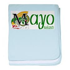 County Mayo baby blanket