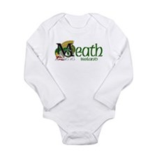 County Meath Long Sleeve Infant Bodysuit