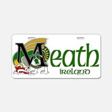 County Meath Aluminum License Plate
