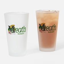 County Meath Pint Glass