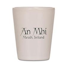 County Meath (Gaelic) Shot Glass