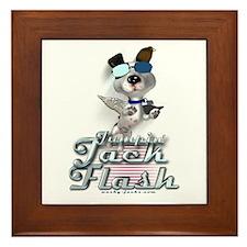 Jumpin' Jack Flash Framed Tile