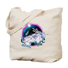 Twilight WolfGirl Tote Bag