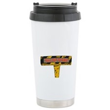 Pull Out To Eject Travel Mug