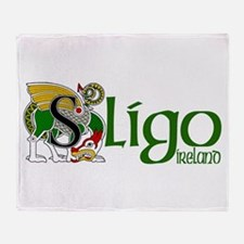 County Sligo Throw Blanket