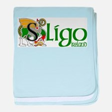 County Sligo baby blanket