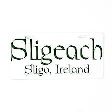County Sligo (Gaelic) Aluminum License Plate