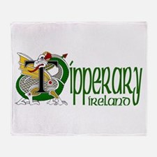 County Tipperary Throw Blanket