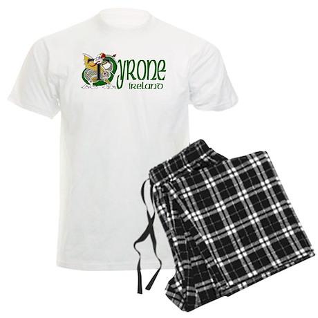 County Tyrone Men's Light Pajamas