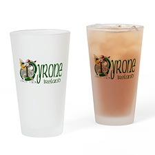 County Tyrone Pint Glass