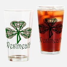 Westmeath Shamrock Pint Glass