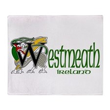 County Westmeath Throw Blanket